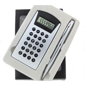 Kit calculadora com Caneta BR267