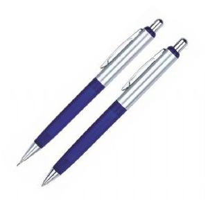 Conjunto de caneta plástica BR347