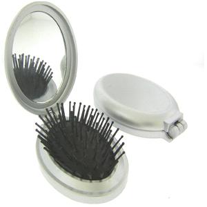 Espelho de bolso com Escova BR400