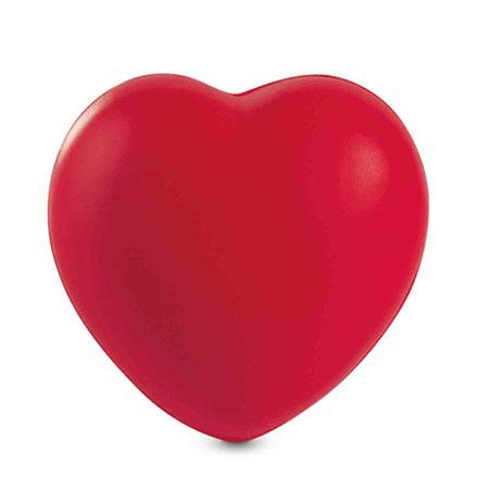 Bolinha Coração Anti Stress Personalizada