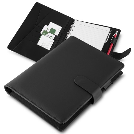 Caderno Argolado com Power Bank