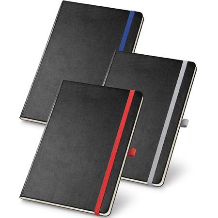 Caderno com porta Caneta Personalizado