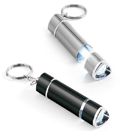Chaveiro Alumínio com LED Personalizado