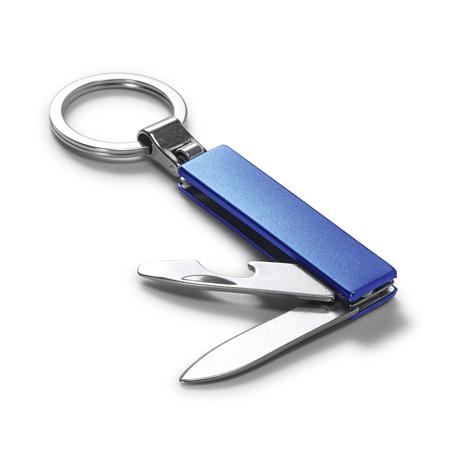 Chaveiro Canivete de Metal Personalizado