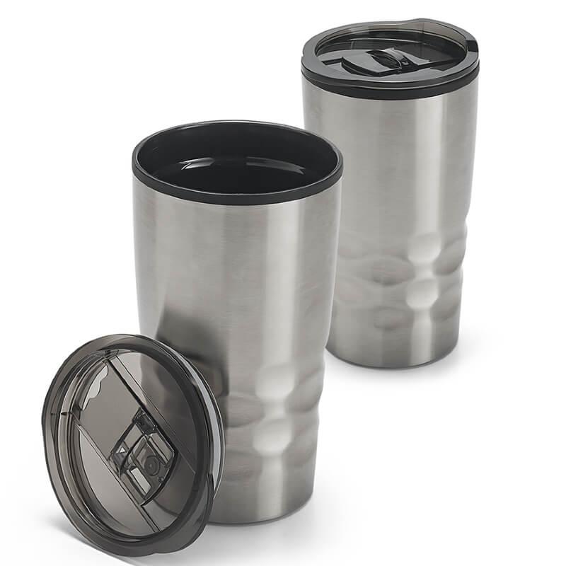 Copo de Viagem em Aço Inox para Brindes