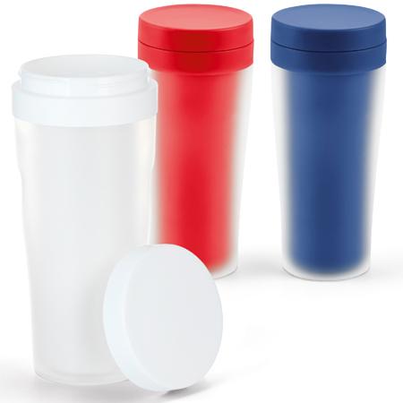 Copo Plástico com Tampa para Brindes