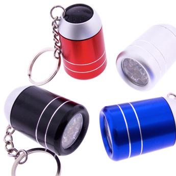 Mini Lanterna Chaveiro Personalizada