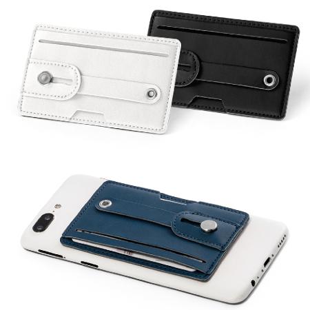 Porta Cartões Personalizado com Bloqueio RFID
