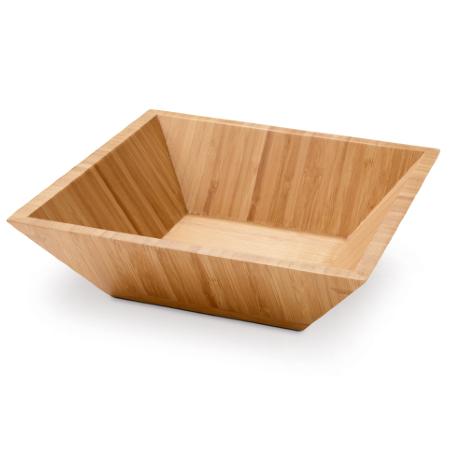 Saladeira de Bambu Personalizada