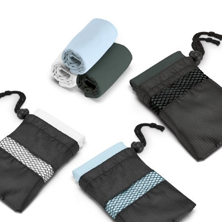 Toalha Esportiva Microfibra Personalizada